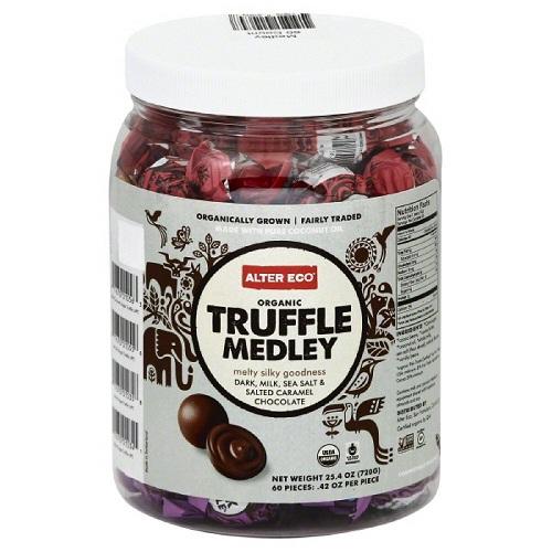 Alter Eco Organic Truffle Medley (60x042 OZ)