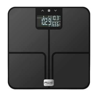 BLACK Digital BMI SCALE