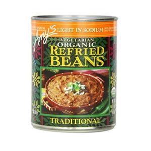 Amys Kitchen Refried Beans (12x154 Oz)