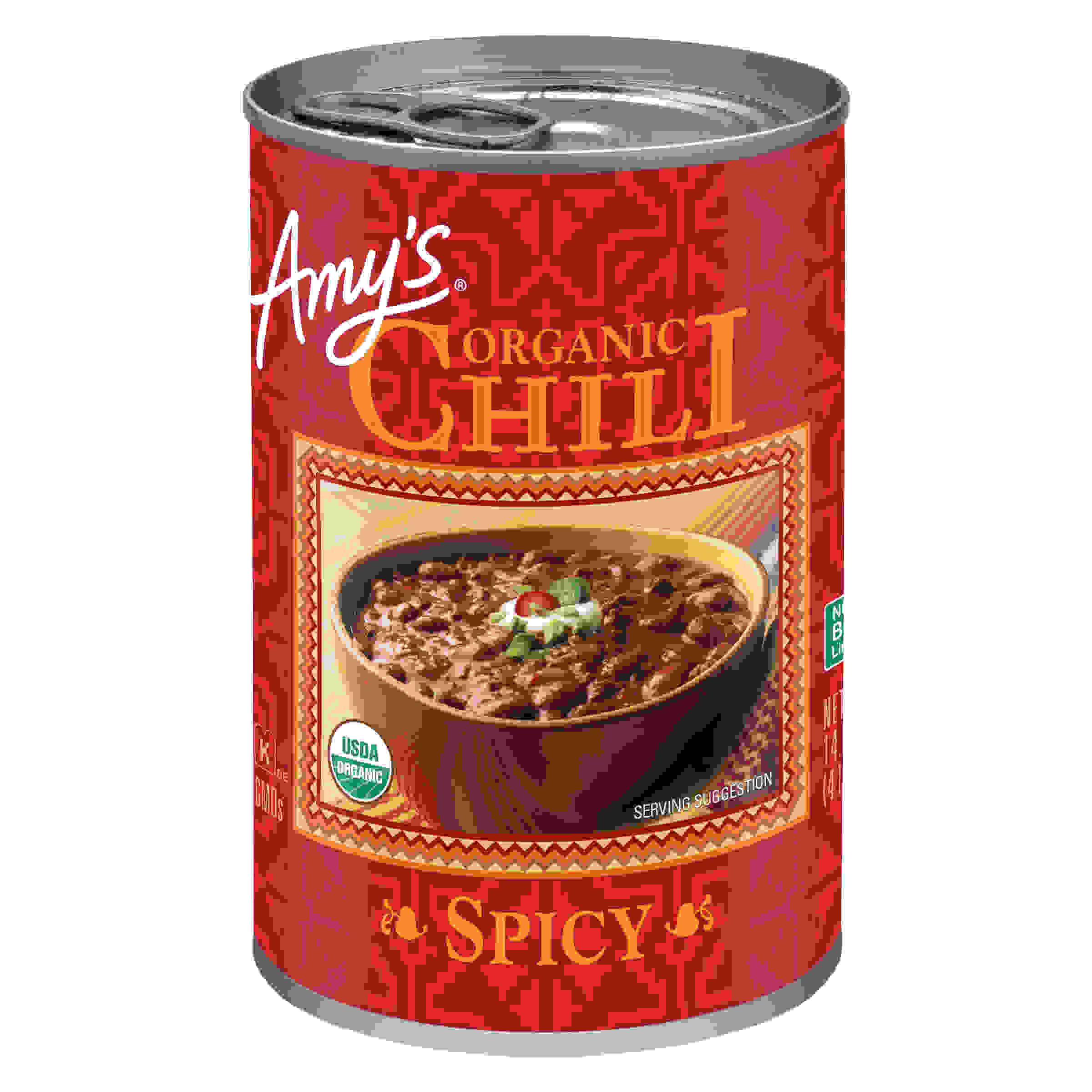 Amys Kitchen Spicy Chili (12x147 Oz)