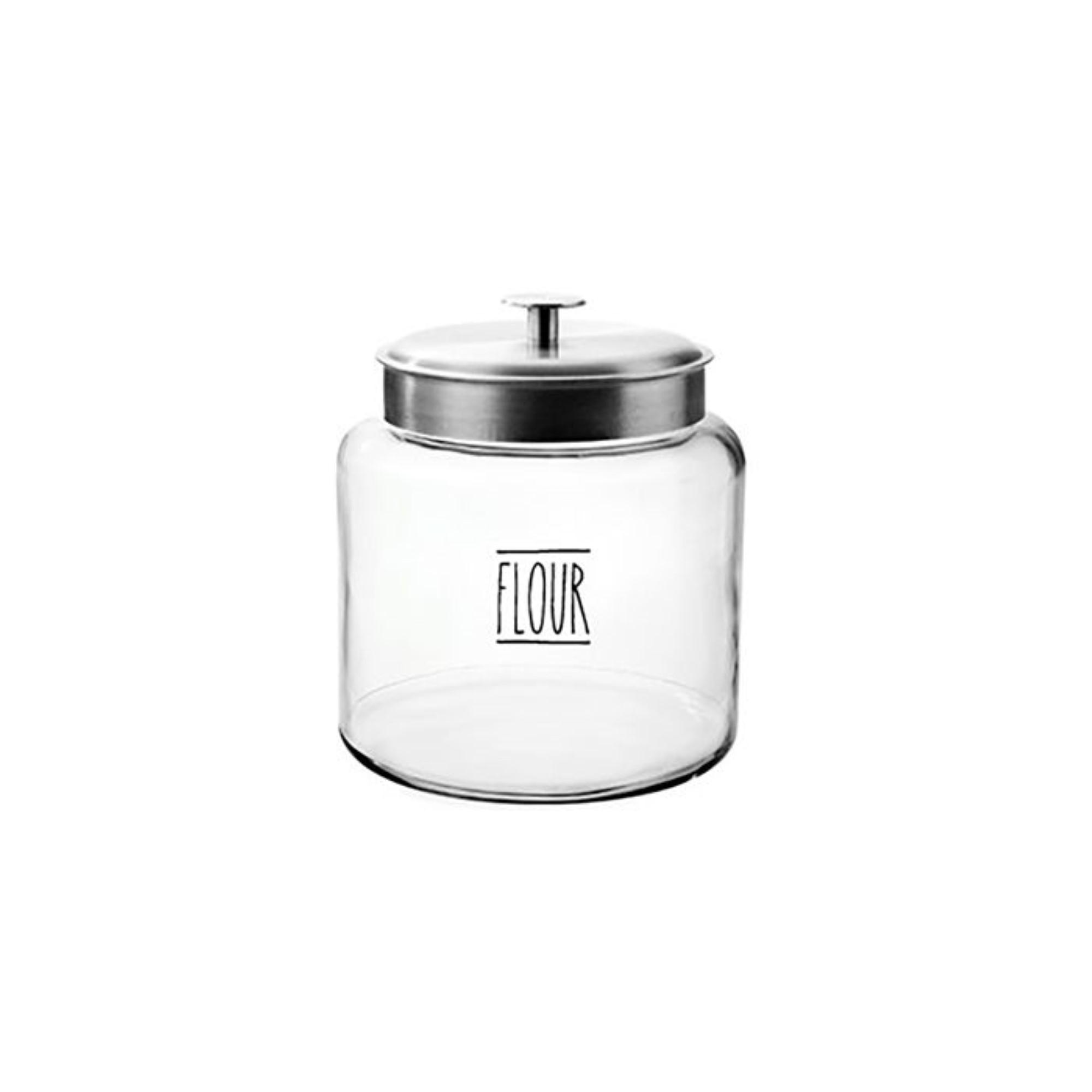 Flour Montana Jar w SS 1.5GL