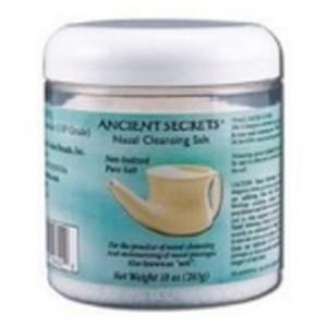 Ancient Secrets Nasal Cleansing Pot Salt (1x10 Oz)