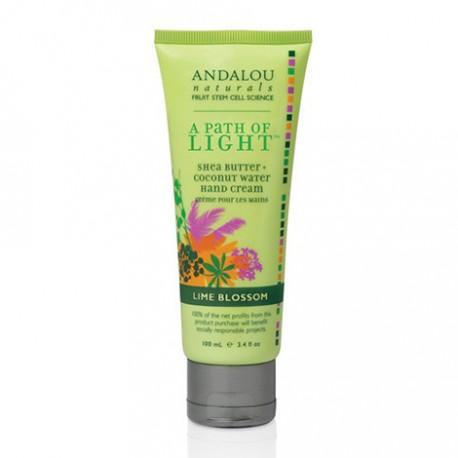 Andalou Naturals Lime Blossom Hand Cream (1x34 OZ)