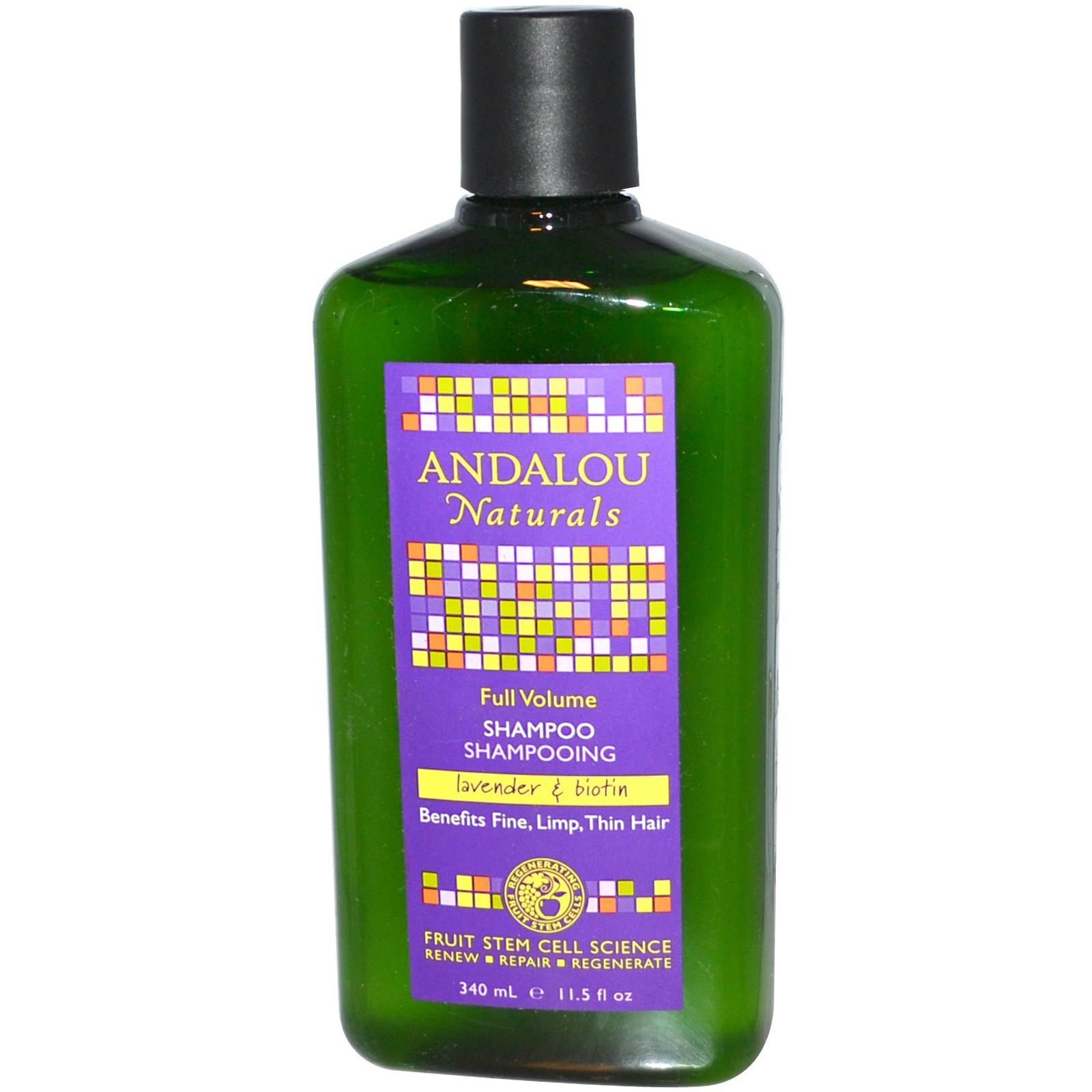 Andalou Naturals Full Volume Lavender & Biotin Conditioner (1x11.5 Oz)