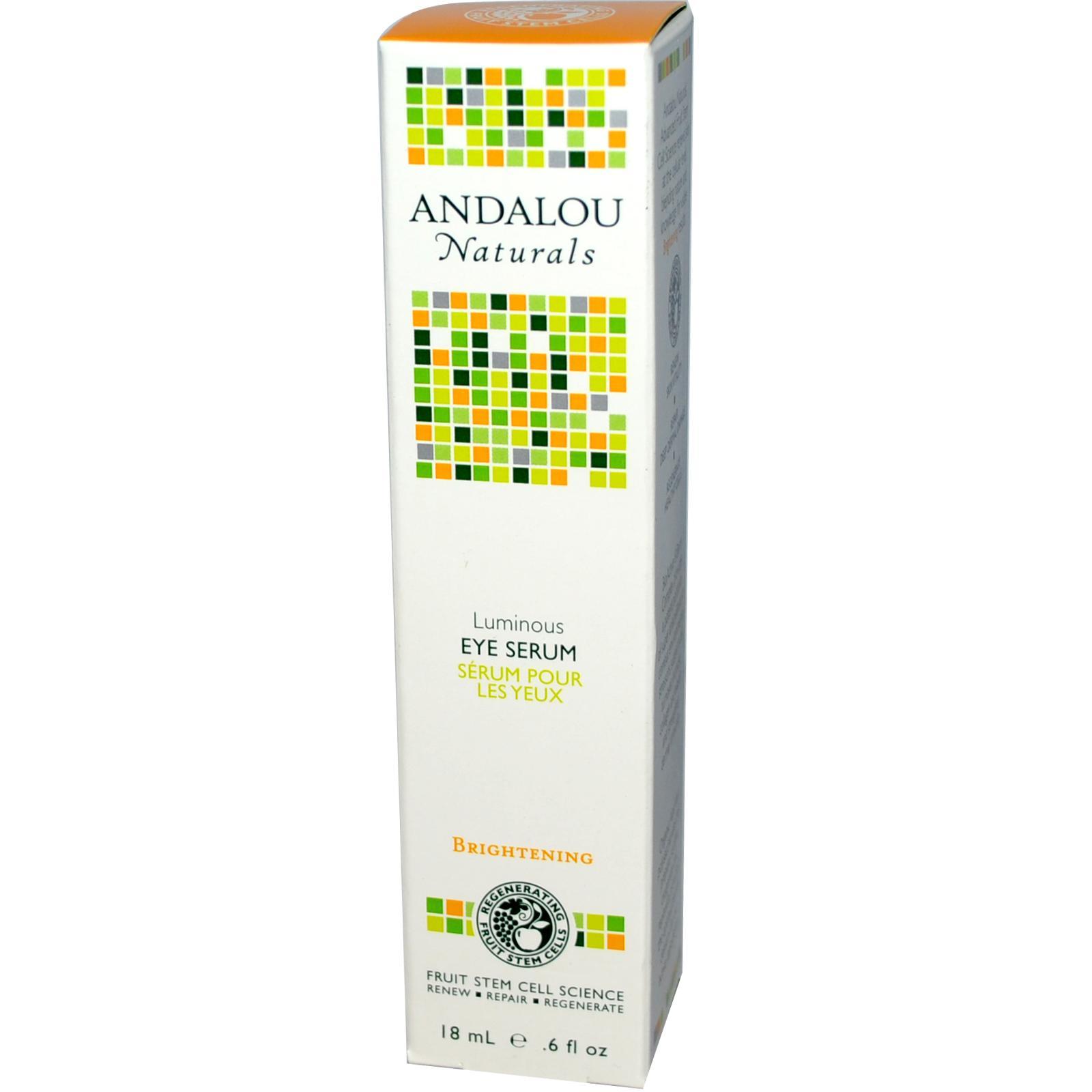 Andalou Naturals Luminous Eye Serum (1x.60 Oz)