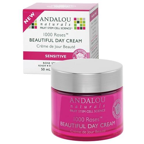 Andalou Naturals 1000 Roses Day Cream Sensitive (1x17 OZ)