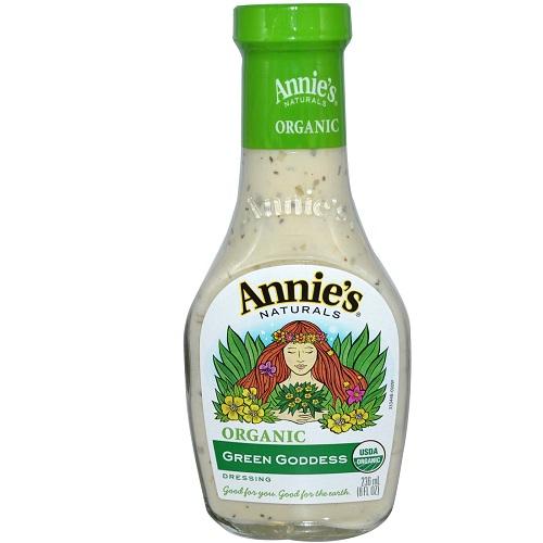 Annies Naturals Green Goddess Dressing (6x8 Oz)