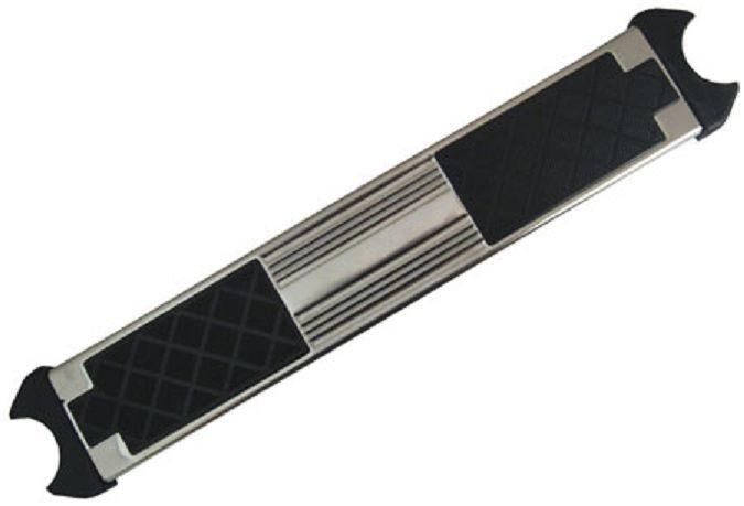 "Ladder Tread, Stainless Steel, Astral, 1.90"" Rail"