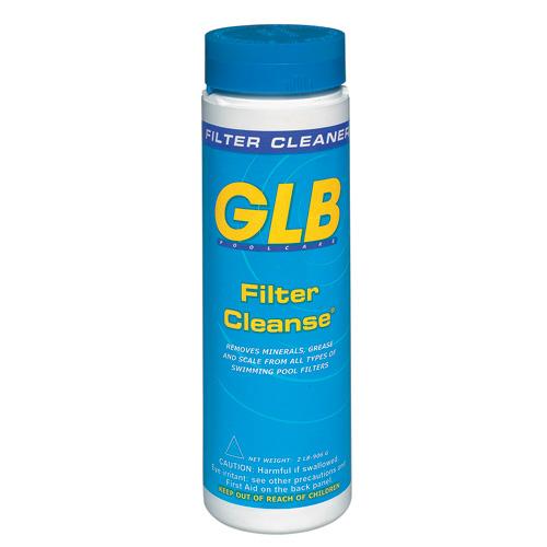Cartridge Cleaner, LeisureTime, GLB, Filter Cleanse, 2lbs Contaniner