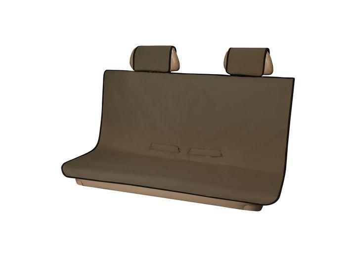 SEAT DEFENDER/REAR/UNIV/BRN