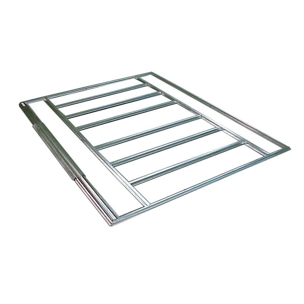 FLOOR FRAME KIT FOR 10FT X 12FT & 10FT X 14FT BLDGS -(PLYWOOD FLOOR MATERIALS NO