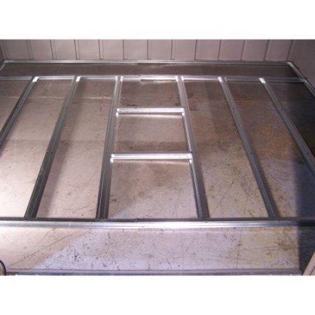 FLOOR FRAME KIT FOR 5FT X 4FT & 6FT X 5FT BLDGS -(PLYWOOD FLOOR MATERIALS NOT IN
