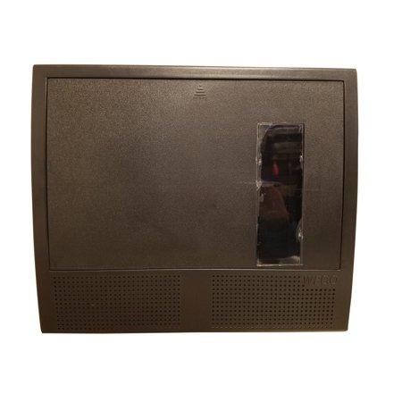 BLACK DOOR ASSEMBLY FOR WF-8930/50NPB-50 W/WINDOW (11 7/8IN H X 13 7/8IN W)