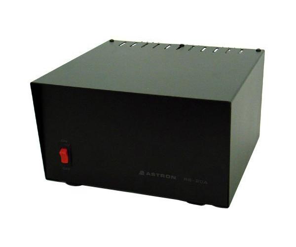 4 AMP REGULATED POWER SUPPLY