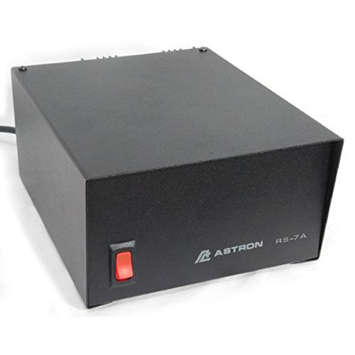 7 AMP REGULATED POWER SUPPLY