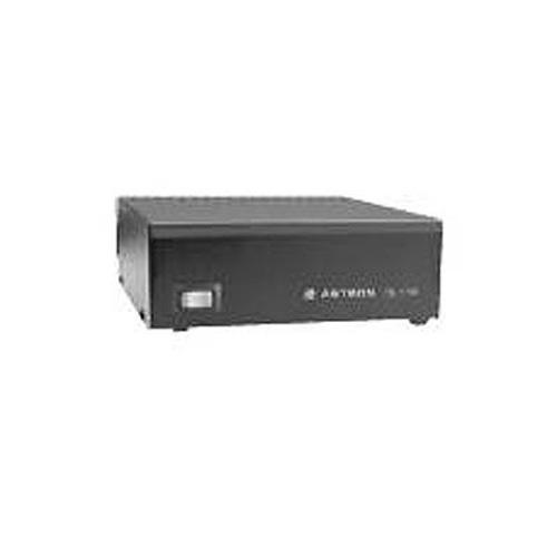 11 AMP LOW PROFILE W/4 PIN XLR OUTPUT
