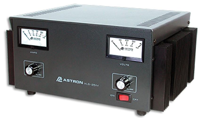 28VDC POWER SUPPLY W/SEPARATE VOLT & AMP