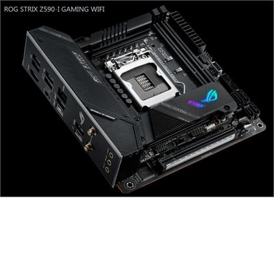 Strix Z590I WiFi6 Gmng LGA1200