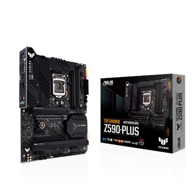 TUF Z590Plus Gmng ATX  LGA1200