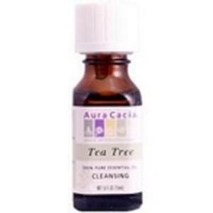 Aura Cacia Tea Tree Essential Oil (1x05Oz)