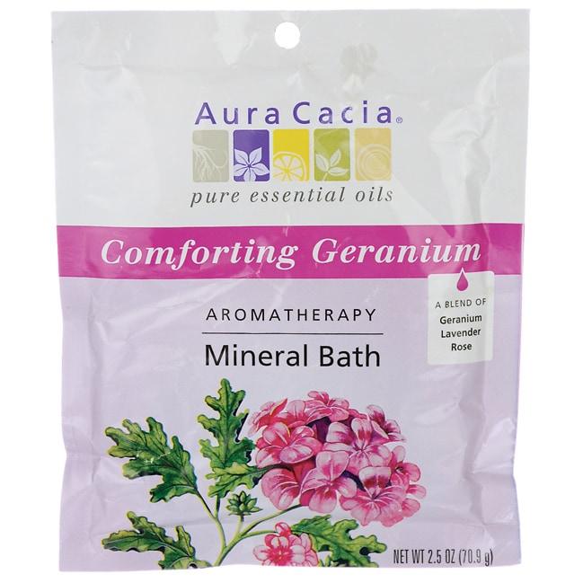 Aura Cacia Heartsong Mineral Bath (6x25 Oz)