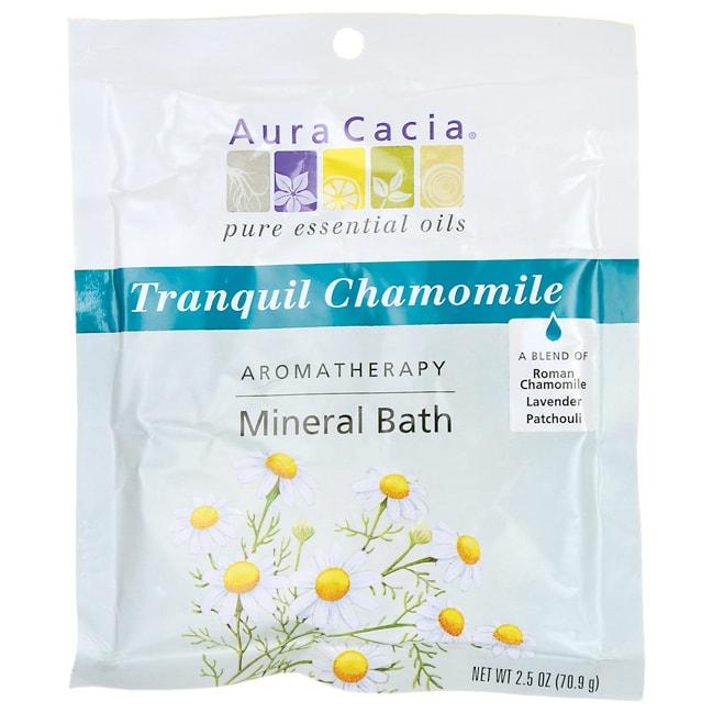 Aura Cacia Tranquility Mineral Bath (6x25 Oz)