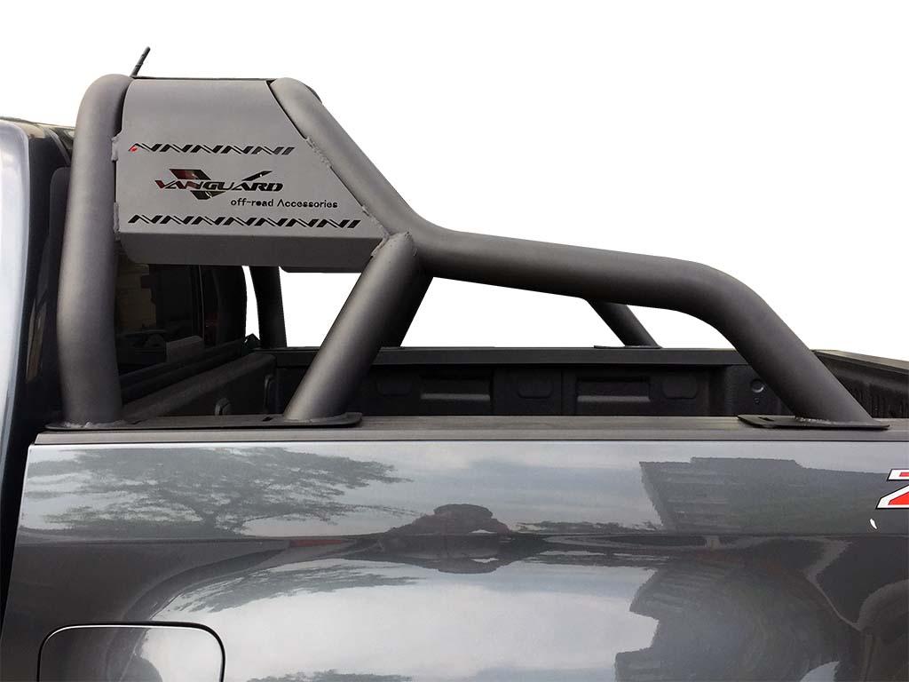 VGRB-1895BK Black Truck Bed Bar Bravo