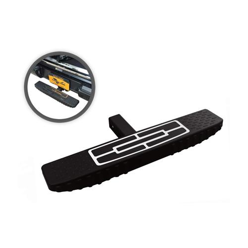 VGPDB-1293BK Black Hitch Step Board