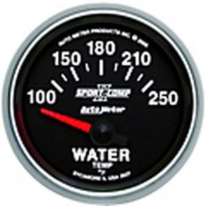 2-1/16IN WATER TEMP, 100- 250F, SSE