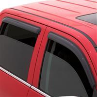 19-C RAM 1500 CREW CAB SMOKE VENTVISOR 4PC