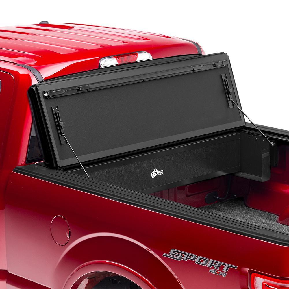 15-C F150 STD/EXT/SUPER/CREW ALL BED BAKBOX 2 TONNAEU TOOLBOX