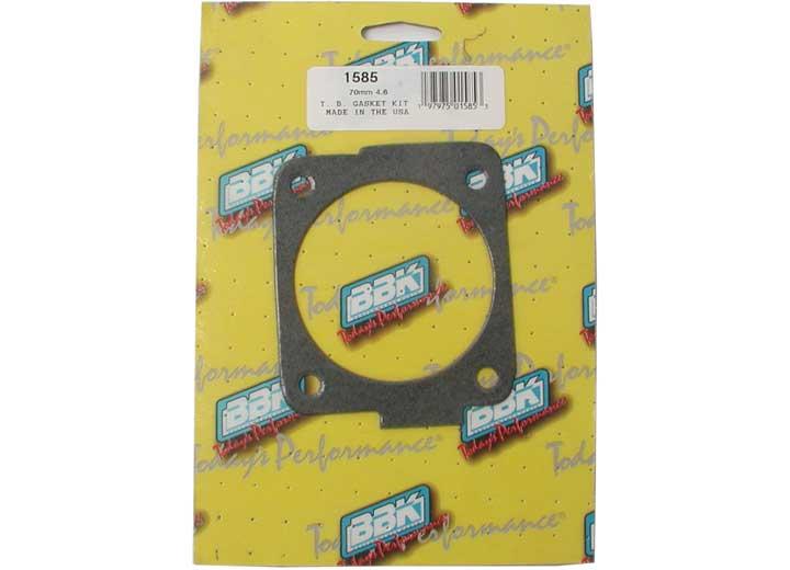THROTTLE BODY GASKET KIT-FORD 4.6L 70/75MM FOR #1700-1703