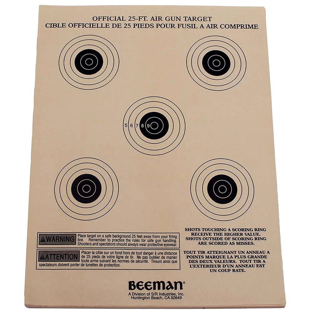 Beeman Paper Targets