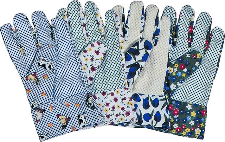Diamondback C001  Gloves, Garden, Ladies, Cotton