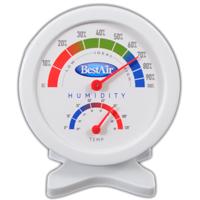 Bestair HG050 Hygrometer, Gray
