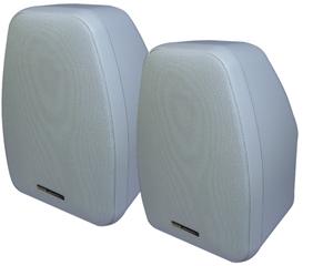"BIC America ADATTO DV52SIW 5.25"" Adatto Indoor/Outdoor Speakers (White)"
