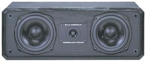 "BIC America DV52CLRB 5.25"" Center Channel Speaker"