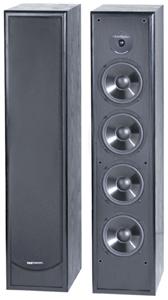 """BIC America DV 84 8"""" Slim-Design Tower Speaker"""