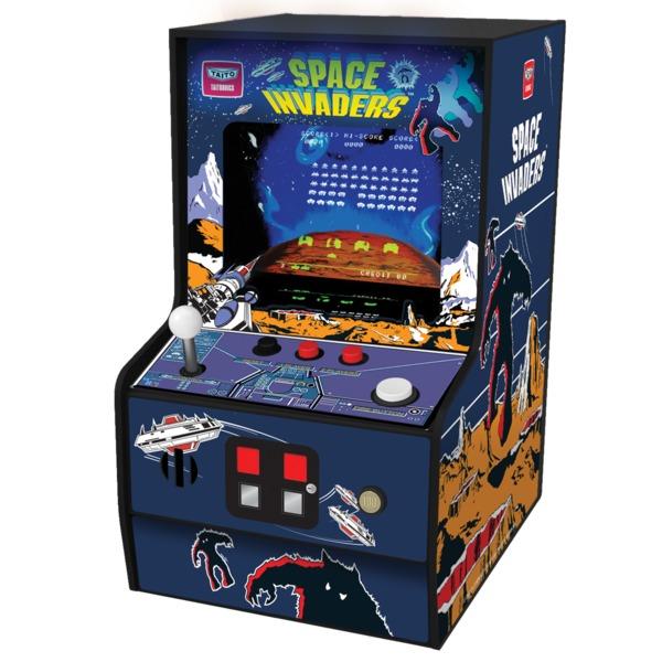 My Arcade DGUNL-3279 Micro Player Retro Mini Arcade Machine (Space Invaders)
