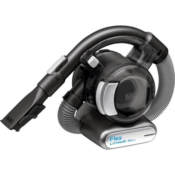 BLACK+DECKER BDH2020FLFH 20-Volt MAX* Lithium Flex Vacuum with Floor Head & Pet Hair Brush