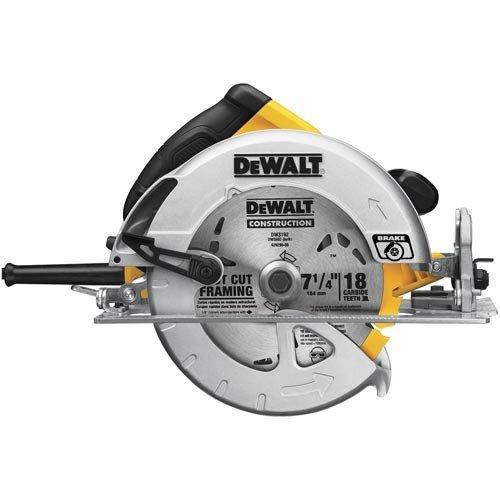DWE575SB 7-1/4 IN. CIRCULAR SAW