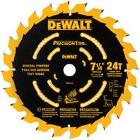 DW7112PT 7-1/4 24T MITER BLADE