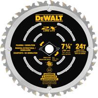 DWA31724D 7-1/4 DEMO SAW BLADE