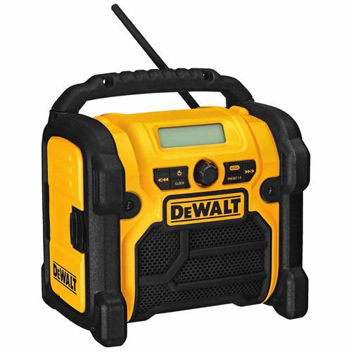 DCR018 12V/18V/20V MAX RADIO