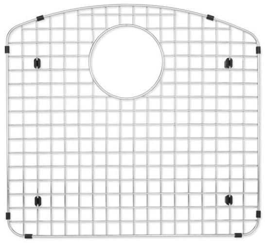 Stainless Steel Sink Grid F Diameter 1 1 2 Large