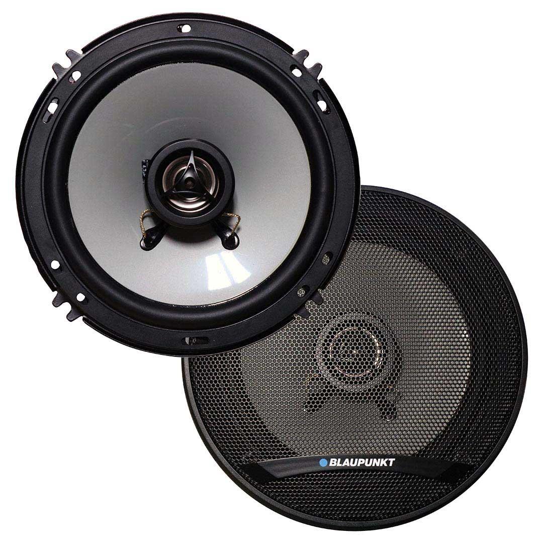 "Blaupunkt 6.5"" 2-Way Coaxial Speakers"