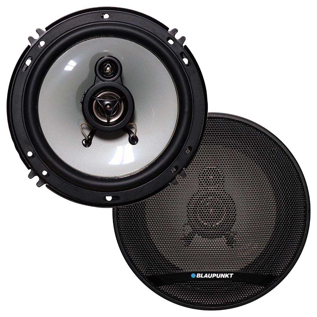 "Blaupunkt 6.5"" 3-Way Coaxial Speakers"