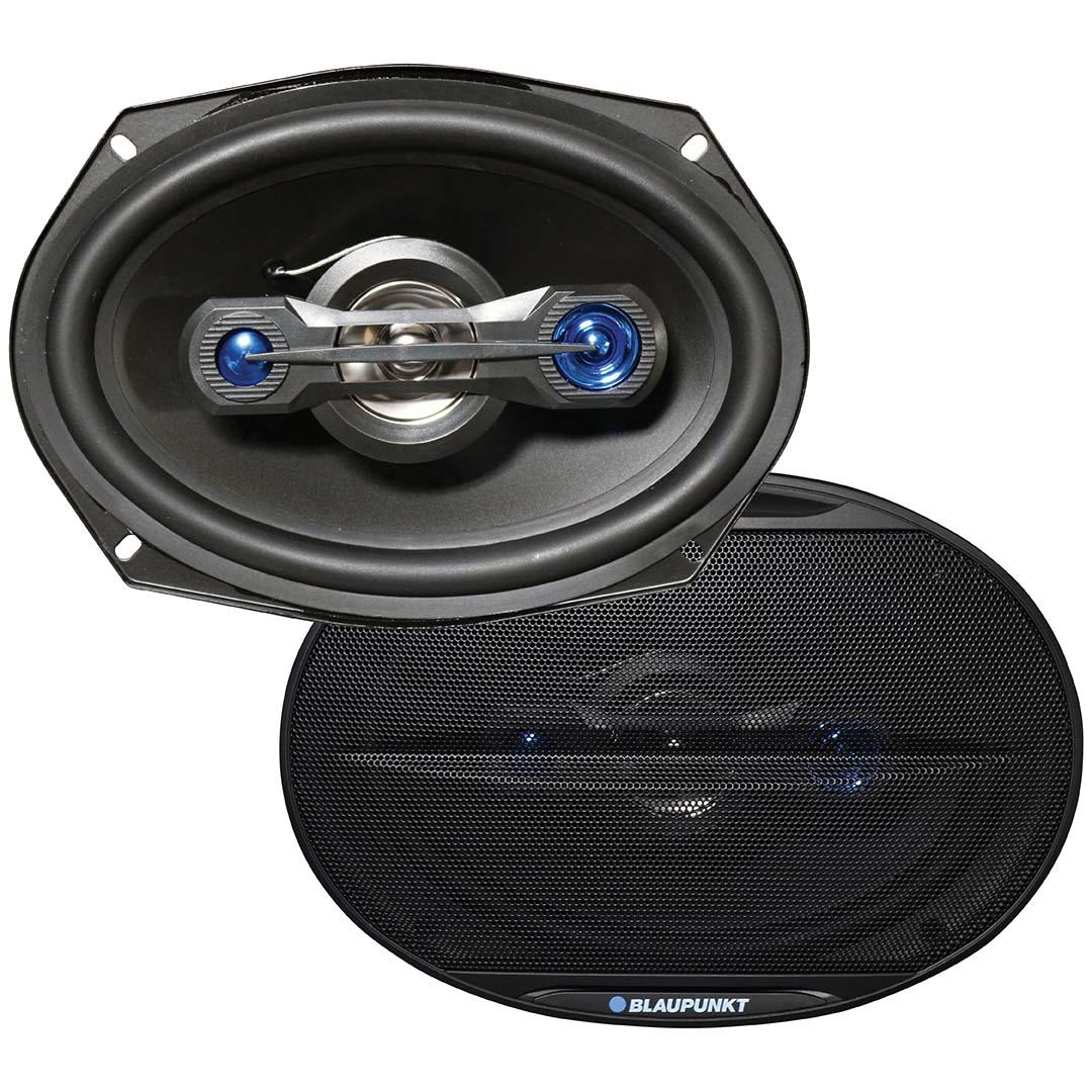 """Blaupunkt 6"""" x 9"""" 4-Way Coaxial Car Speaker 700Watts 4Ohm"""