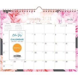 Joselyn Wall Calendar, 11 x 8.75, 2021