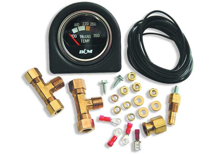 B&M 80212 Transmission Accessories, Temperature Gauge